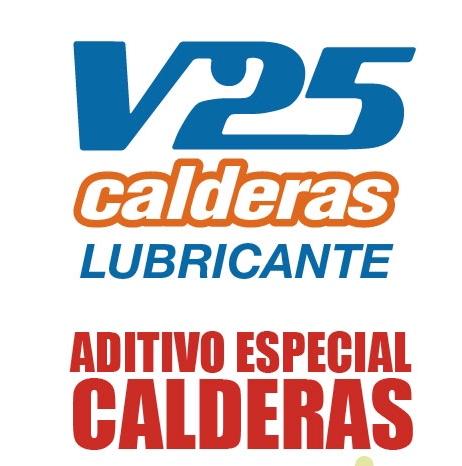 V25 Calderas Lubricante