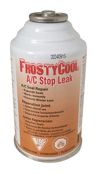 Frosty Cool A/C Stop Leak R12 & R134a