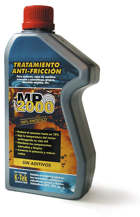 MP2000 Antifricción - 1 L