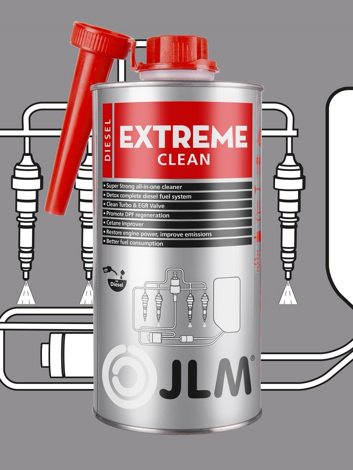 Limpiador Extremo para Diésel, 1 L.