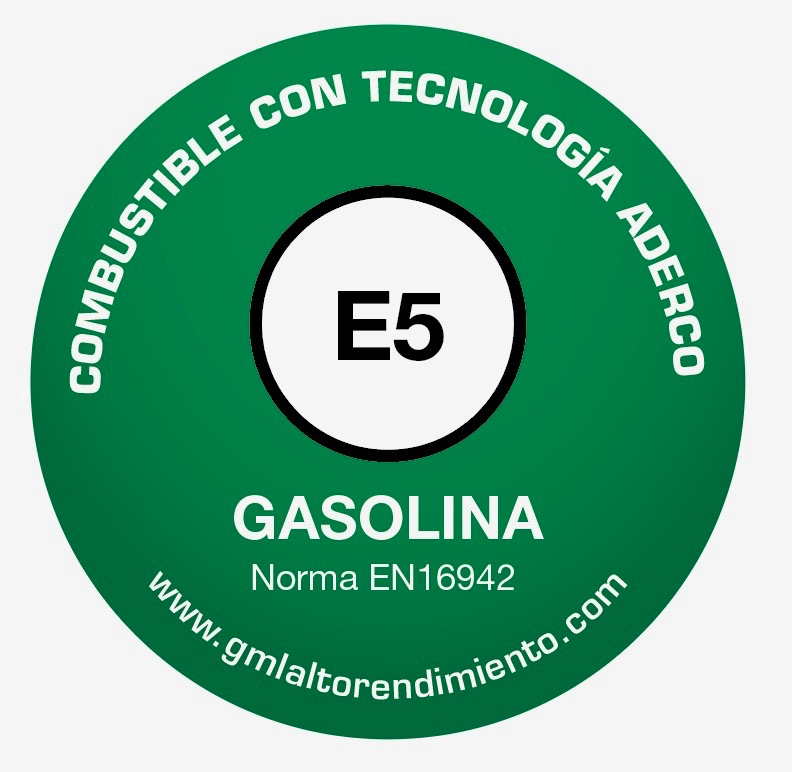 Sello boquerel Gasolina E5