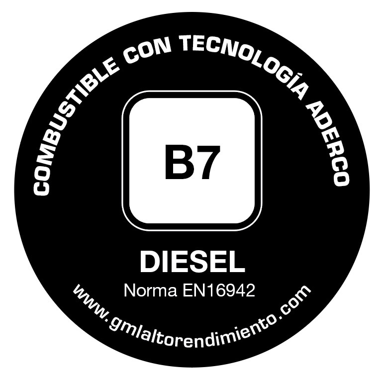 Sello boquerel Diesel B7