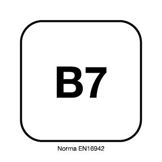 Vinilo surtidor Diesel B7