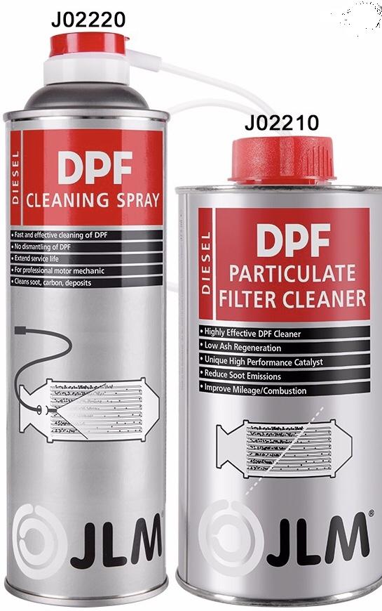 Pack Limpieza Filtro de Partículas DPF