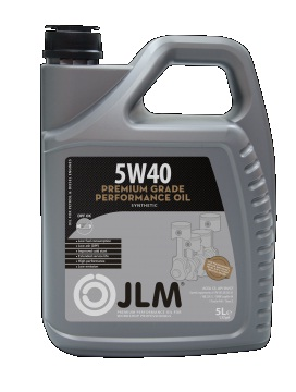 5W40 Premium Grade Performance Oil Synthetic