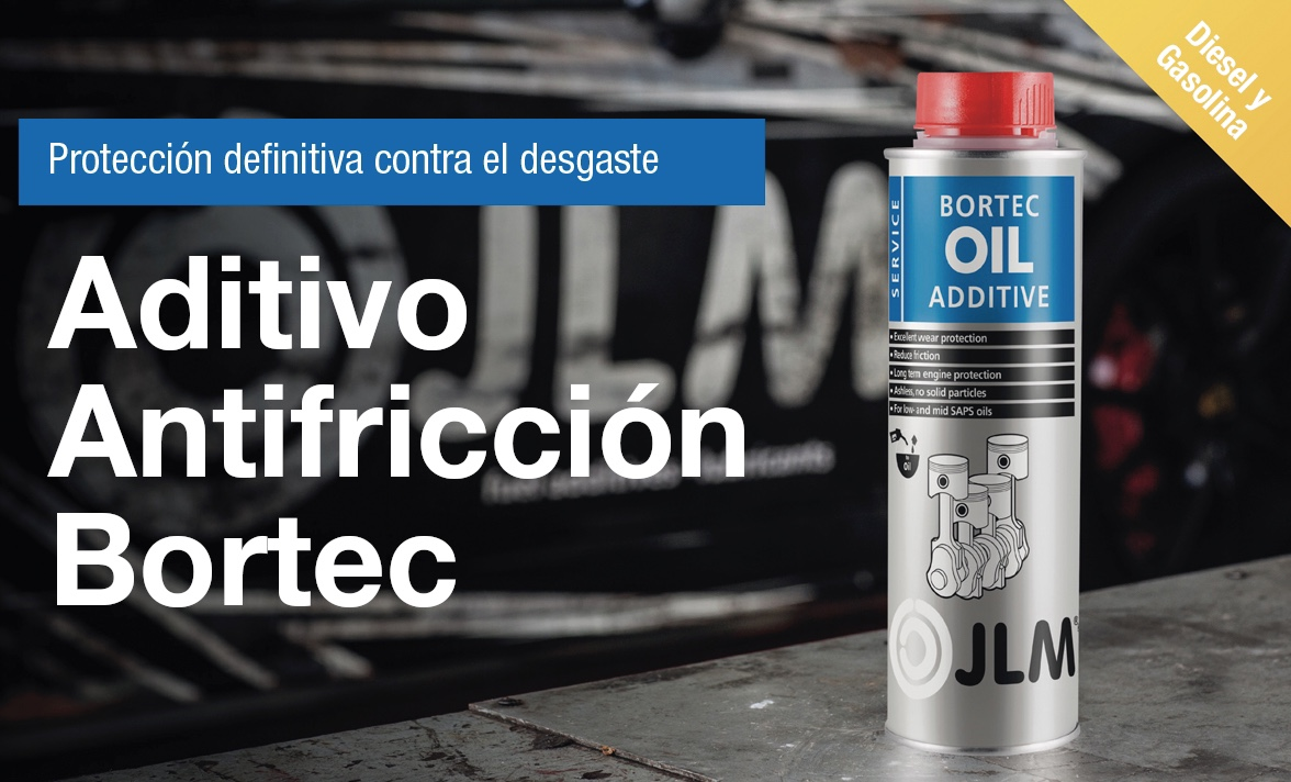 JLM, Aditivo Anti-friccion Bortec