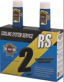 Pack ´RS´ para tratamiento circuito refrigeración