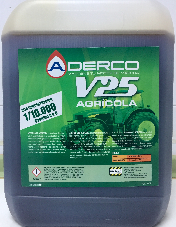 Aderco V25 Flota Agricola
