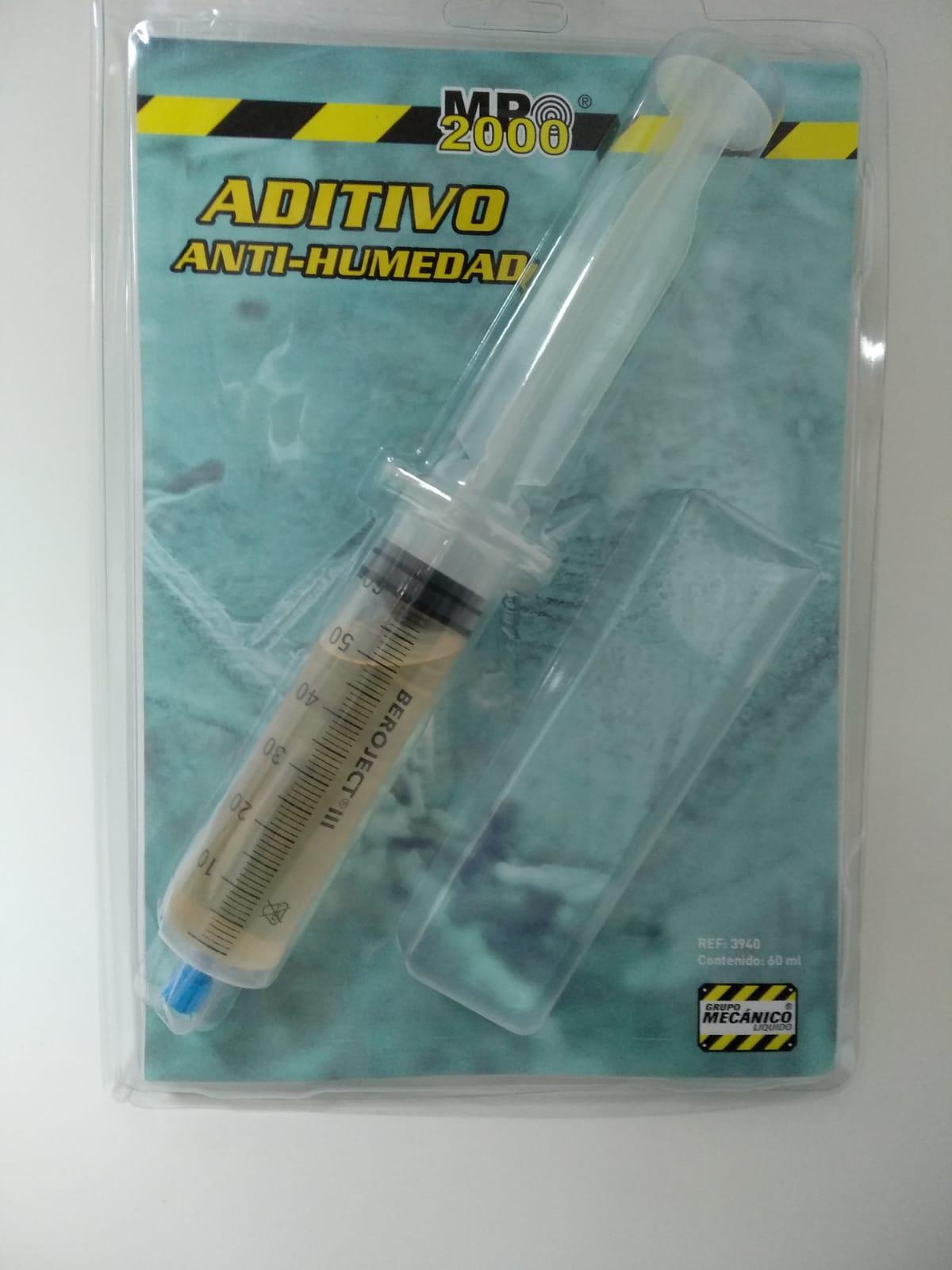 Aditivo Anti-Humedad