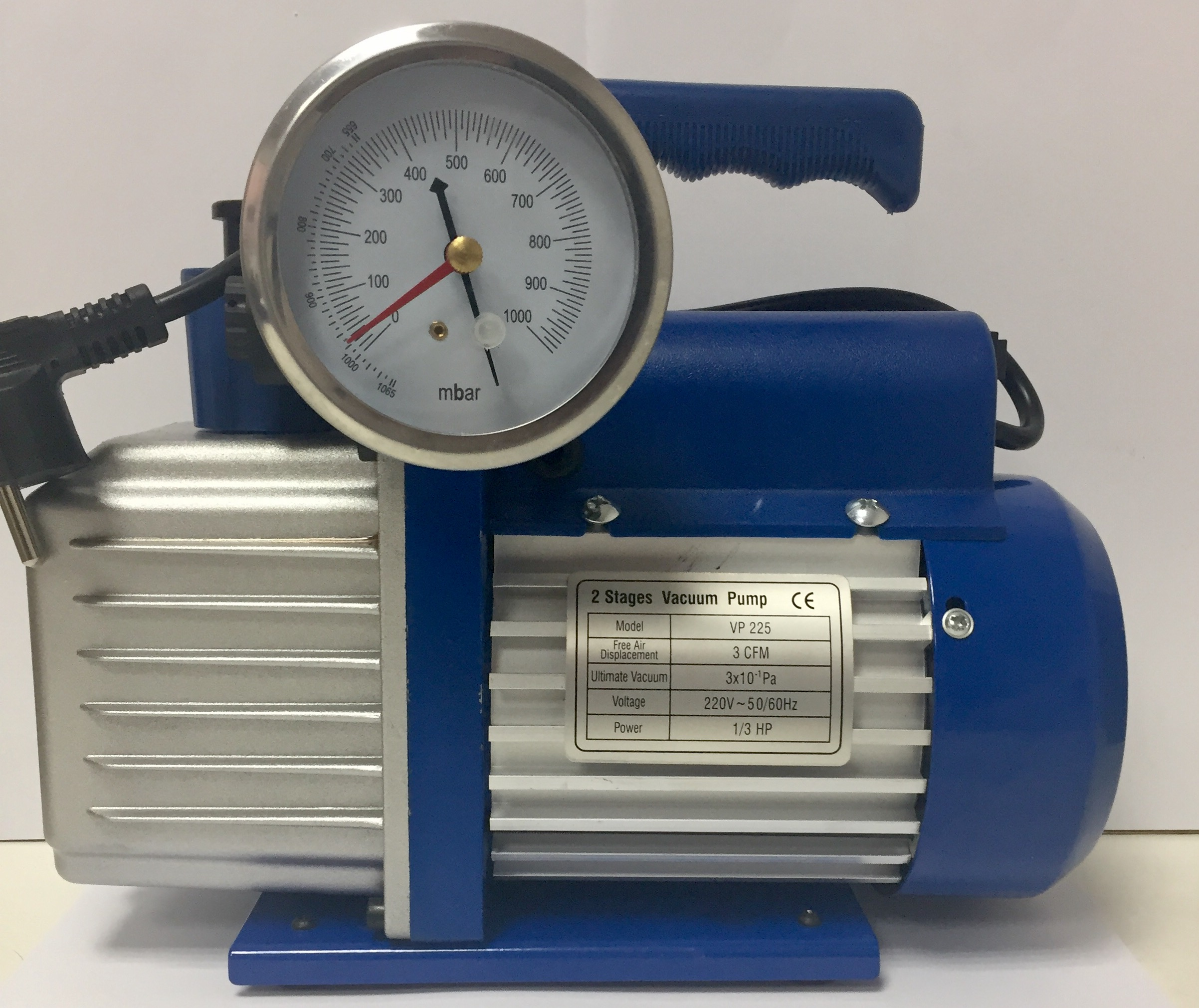 Equipo de vacío Mod. 225 70 L/min